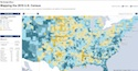Mapping the 2010 Census