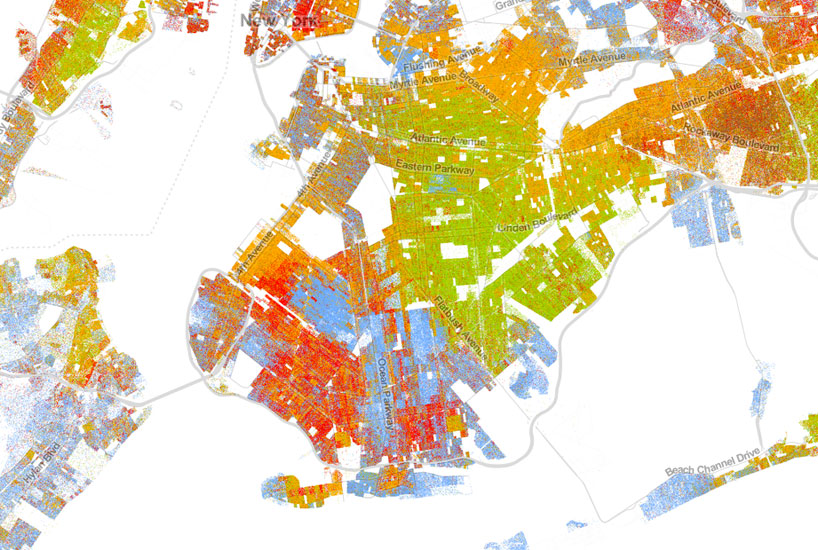 Cooper Center Racial Dot Map